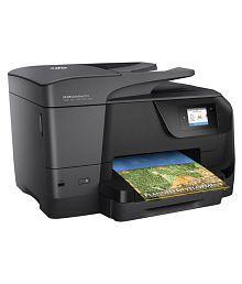 HP HP8710 Multi Function Colored Printer
