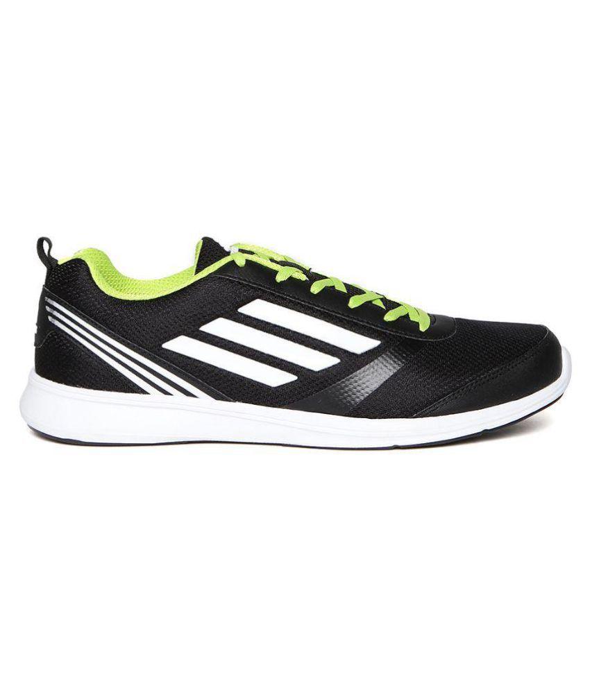 Adidas Adiray M Black Running Shoes