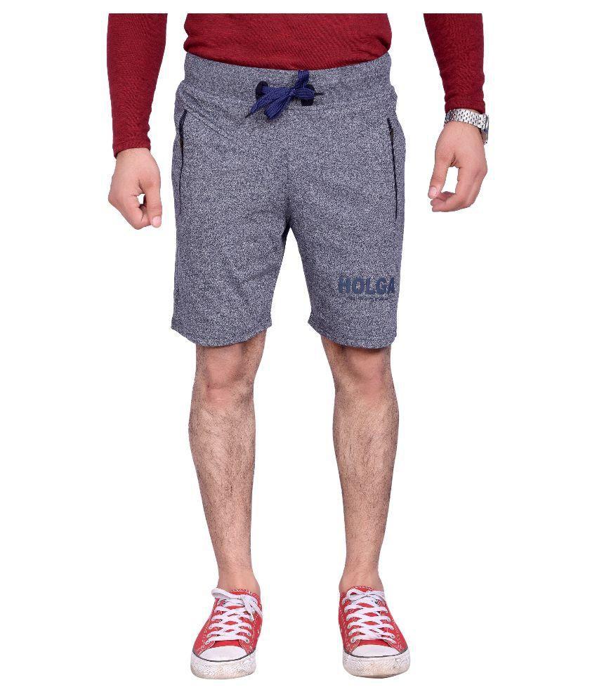 Holga Grey Shorts