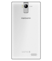 Karbonn Karbonn A6 Turbo 3G ( 4GB White )