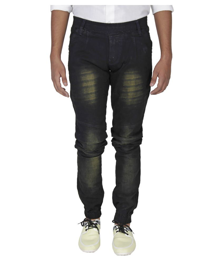 Absolute Black Slim Jogger