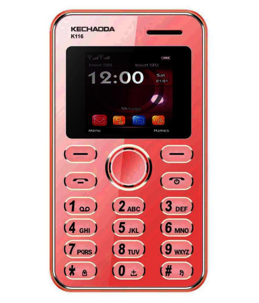 Kechaoda K-116 Snapdeal Rs. 999.00