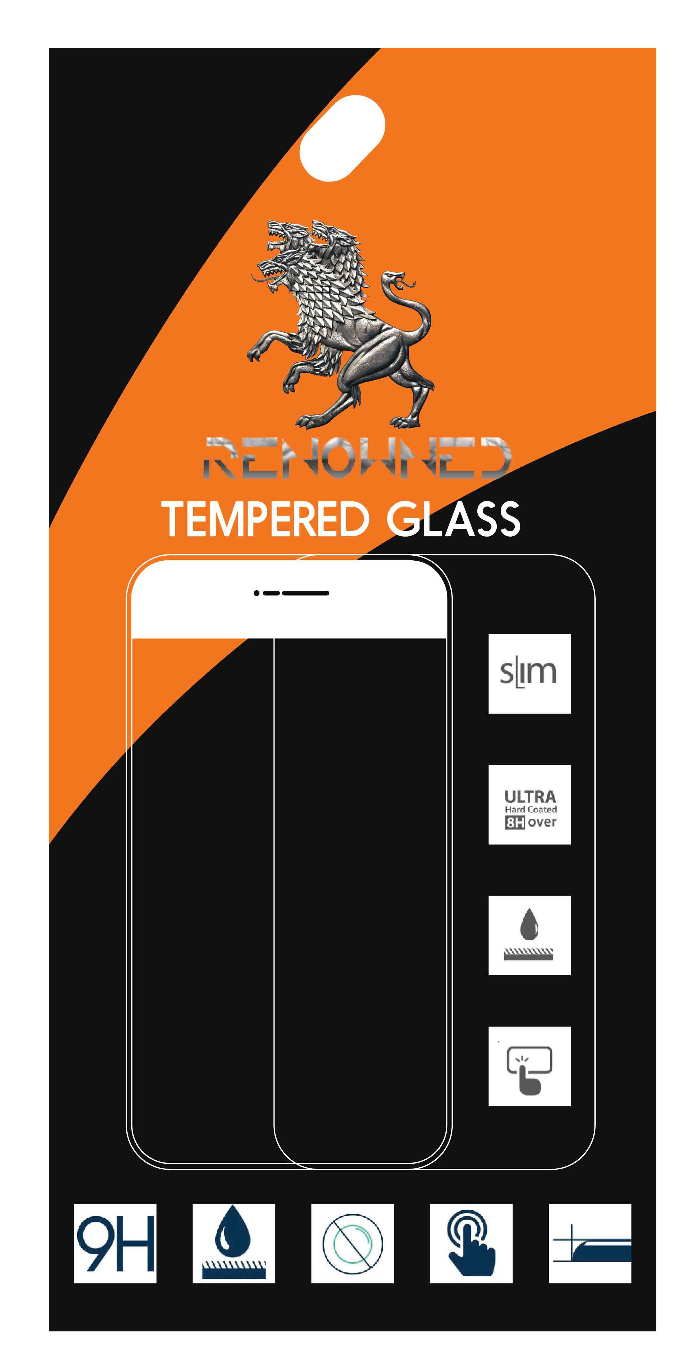 Micromax Canvas Selfie 3 Q348 Tempered Glass Screen Guard By Renowned