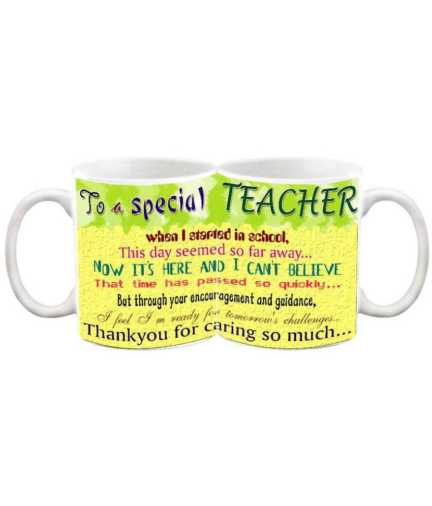 EFW Ceramic Coffee Mug 1 Pcs 325 ml