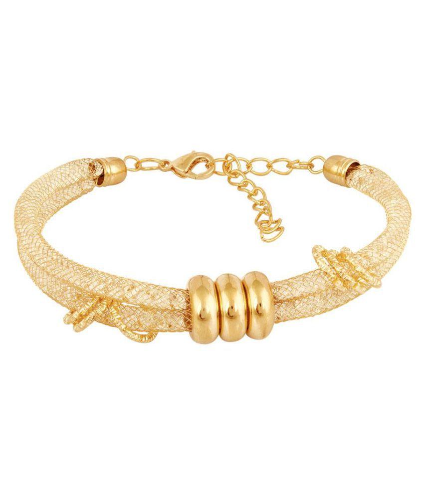 Tichino Golden Bracelet