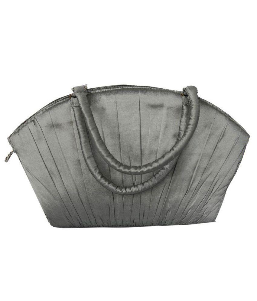 Tantu Gray Fabric Handheld