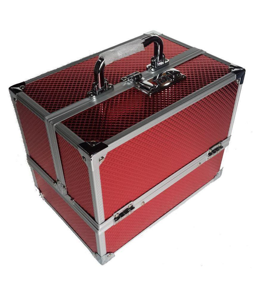 Bonanza Red Jewellery Box