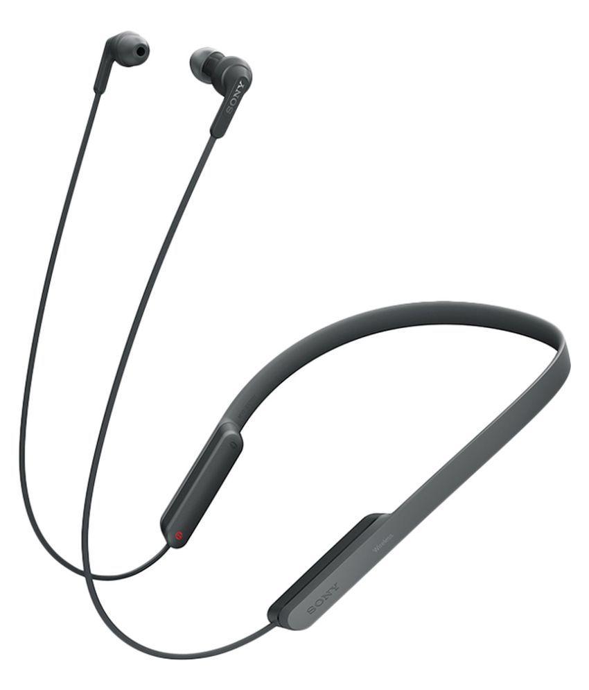 Wireless headphones neckband sony - wireless headphones bass sony