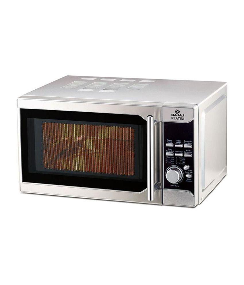 Bajaj Px140 Mw 20c Convection Microwave Oven