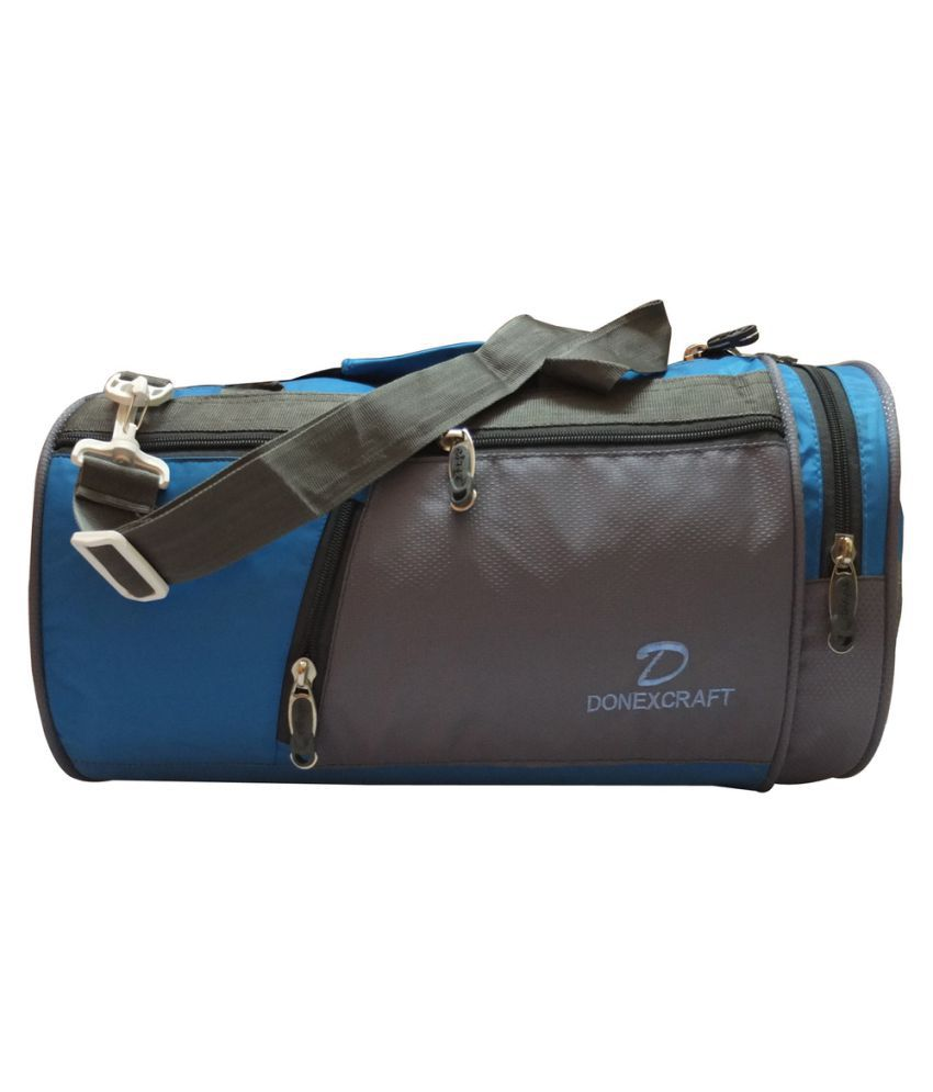 Donex Multicolor Gym Bag