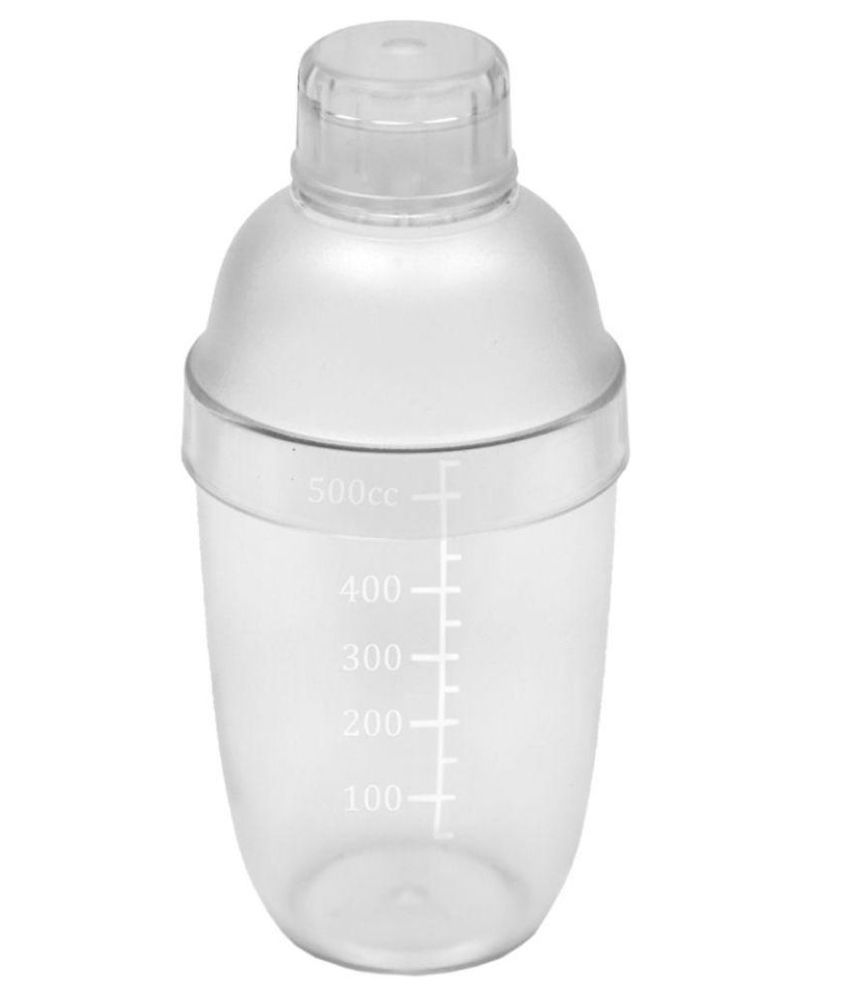 Barworld Transparent Cocktail Shaker