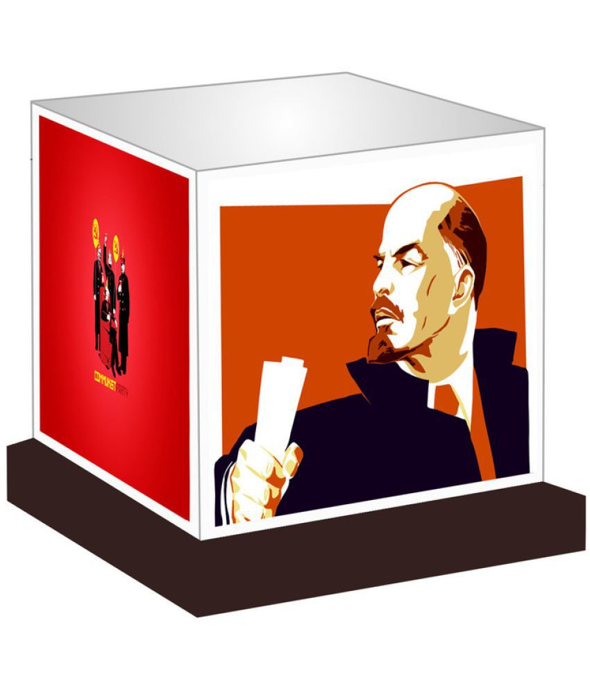 Advance Hotline Lenin Night Lamp Night Lamp Multi