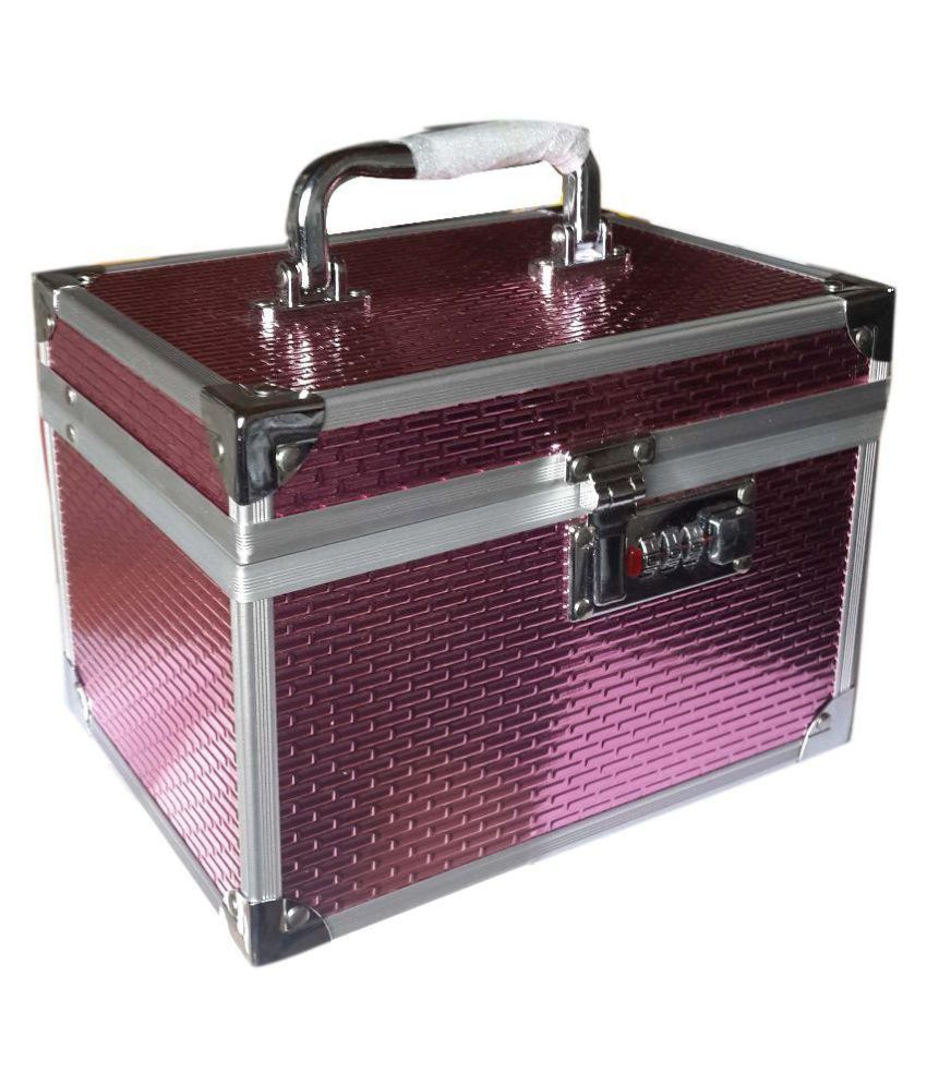 Bonanza Pink Jewellery Box