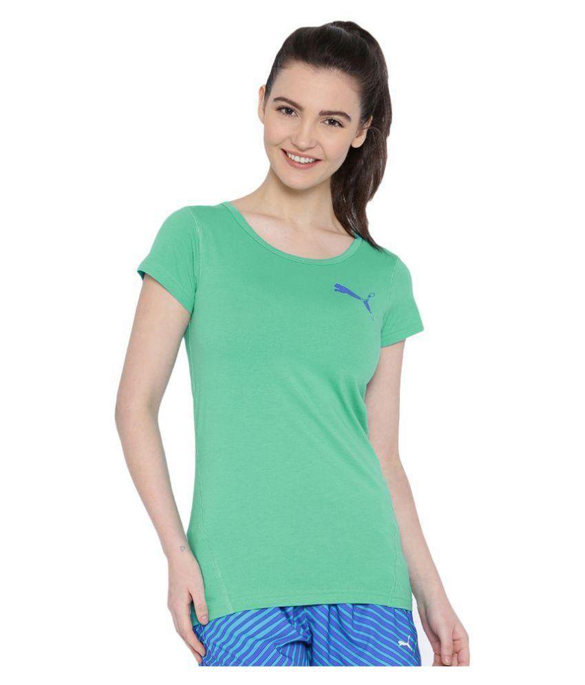 Puma Turquoise T-Shirt