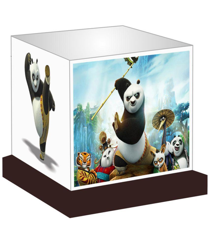 Advance Hotline Kung Fu Panda Night Lamp Multi