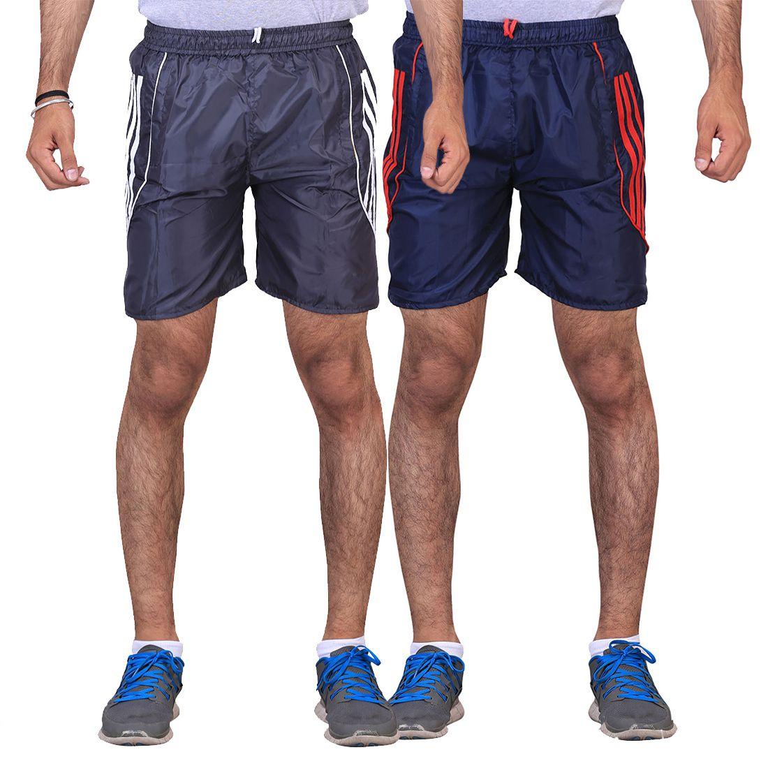 Van Galis Multi Shorts Pack of 2