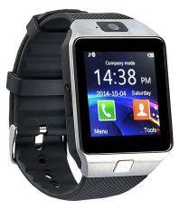Jm Black Smart Watch