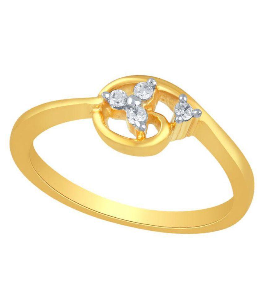 Sangini 18k Yellow Gold Ring