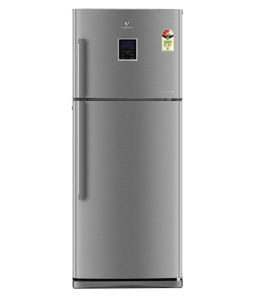 videocon 280 ltr vz293secss double door refrigerator stainless steel price in india buy. Black Bedroom Furniture Sets. Home Design Ideas