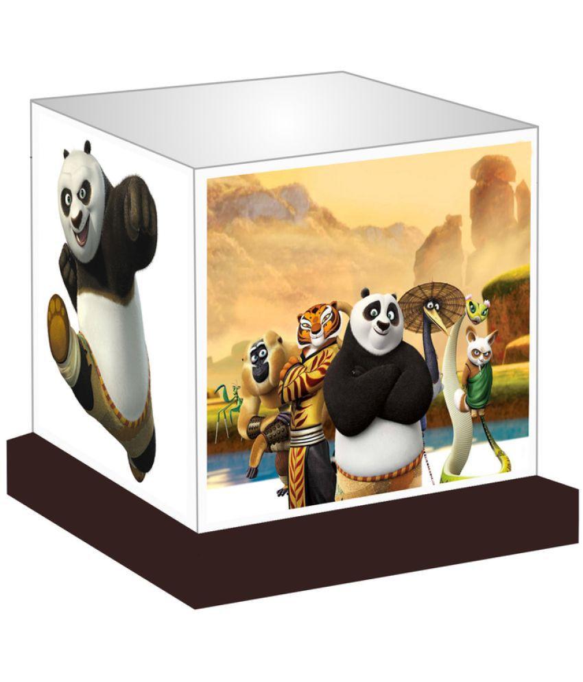 Advance Hotline Kungfu Panda Night Lamp Night Lamp Multi