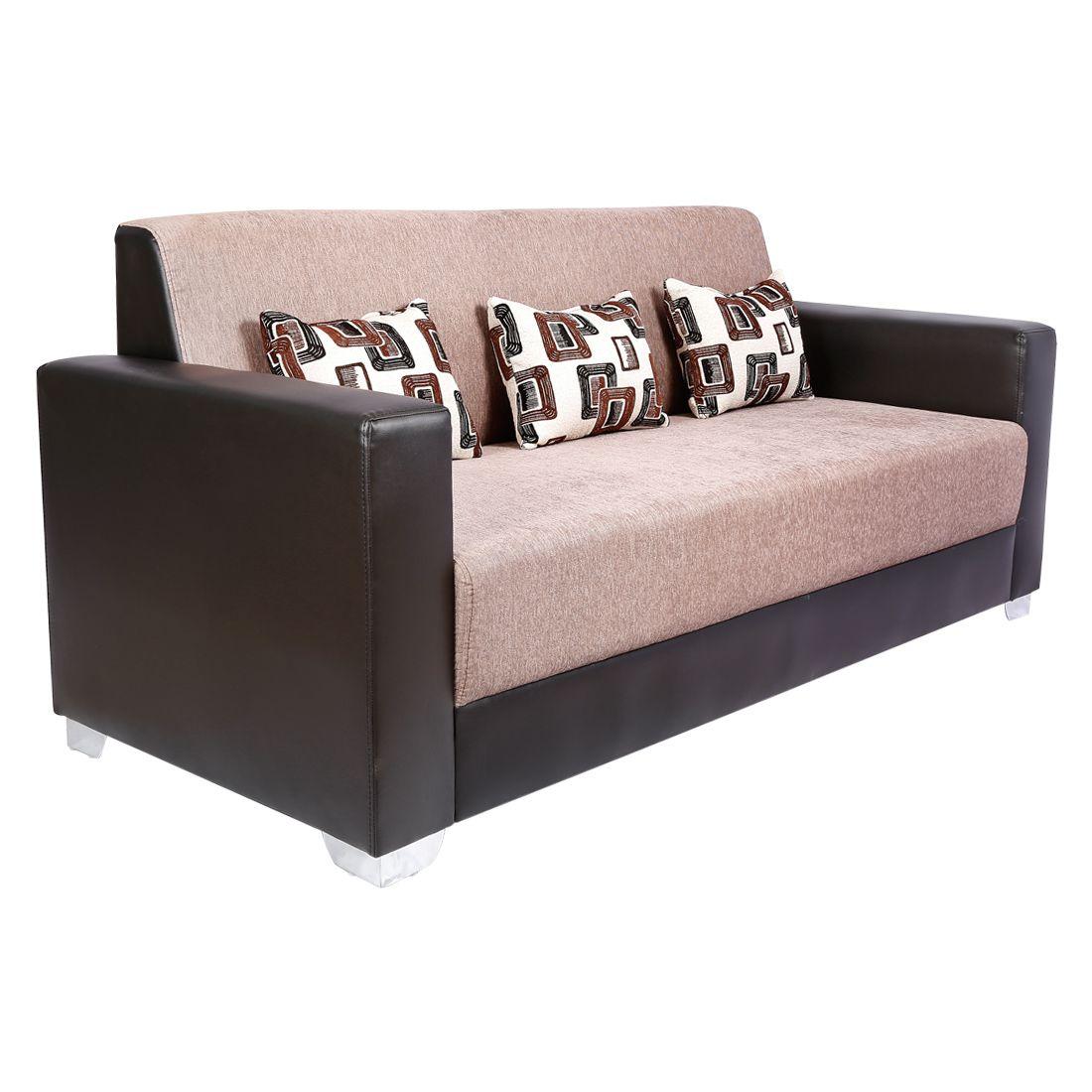Wood Mark Straight Line 3+1+1 Sofa Set   Buy Wood Mark Straight Line 3+1+1  Sofa Set Online At Best Prices In India On Snapdeal