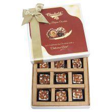 Chocholik Anjeer Pralines Treat Assorted Box 180 Gm