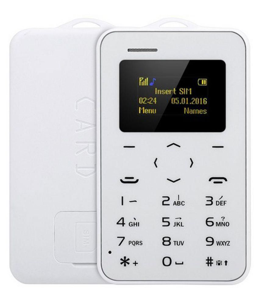 Aeku C6 Ultra Low Radiation Mobile Phone