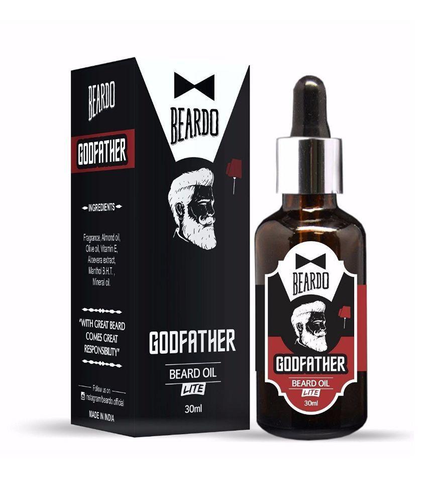 beardo godfather beard oil 30 ml buy beardo godfather beard oil 30 ml at best prices in india. Black Bedroom Furniture Sets. Home Design Ideas