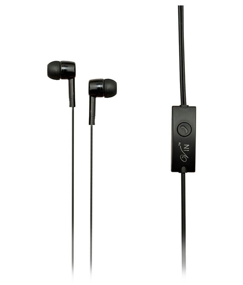 Vin X-STREET007 In Ear Wired Headset