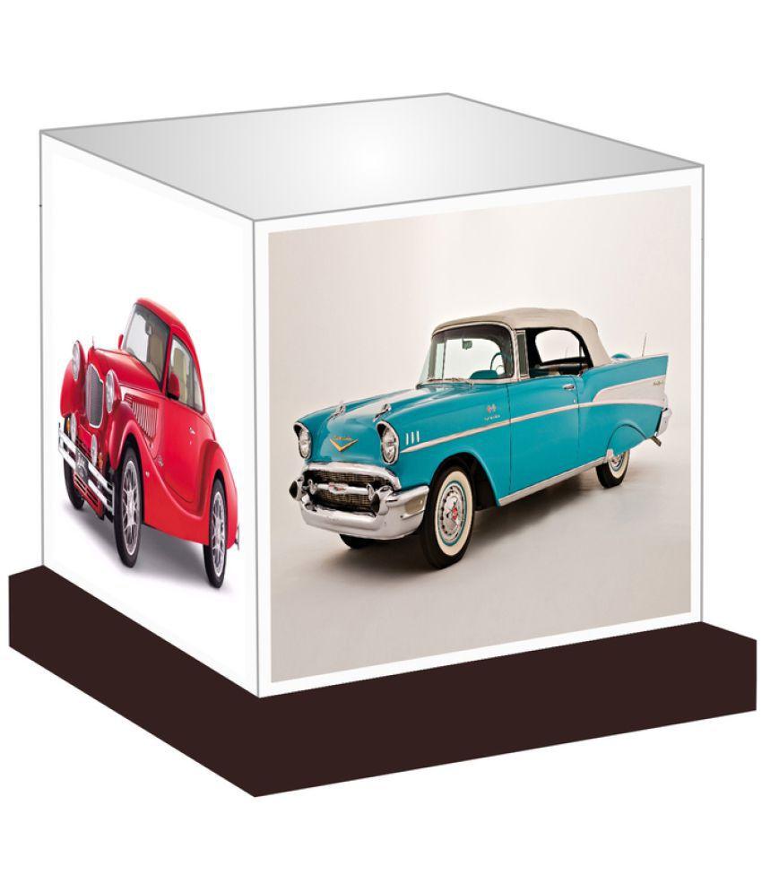 Advance Hotline Vintage Cars Night Lamp Night Lamp Multi: Buy
