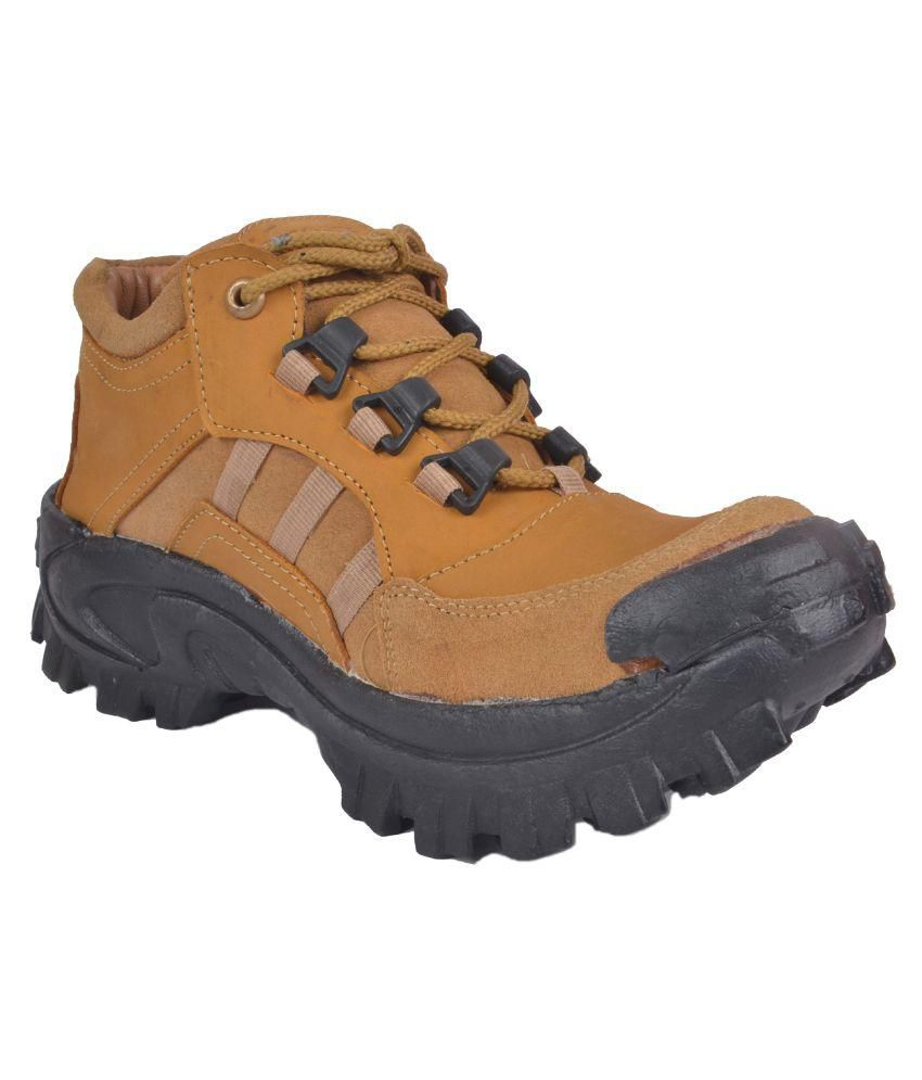Sunfoot Khaki Casual Boot