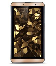 iBall Slide Snap 4g2 Gold ( 4G + Wifi Voice calling )