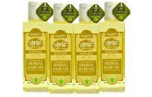 Khadi Herbals Anti-Dandruff Oil Anti-Dandruff 4 Ml Pack Of 4