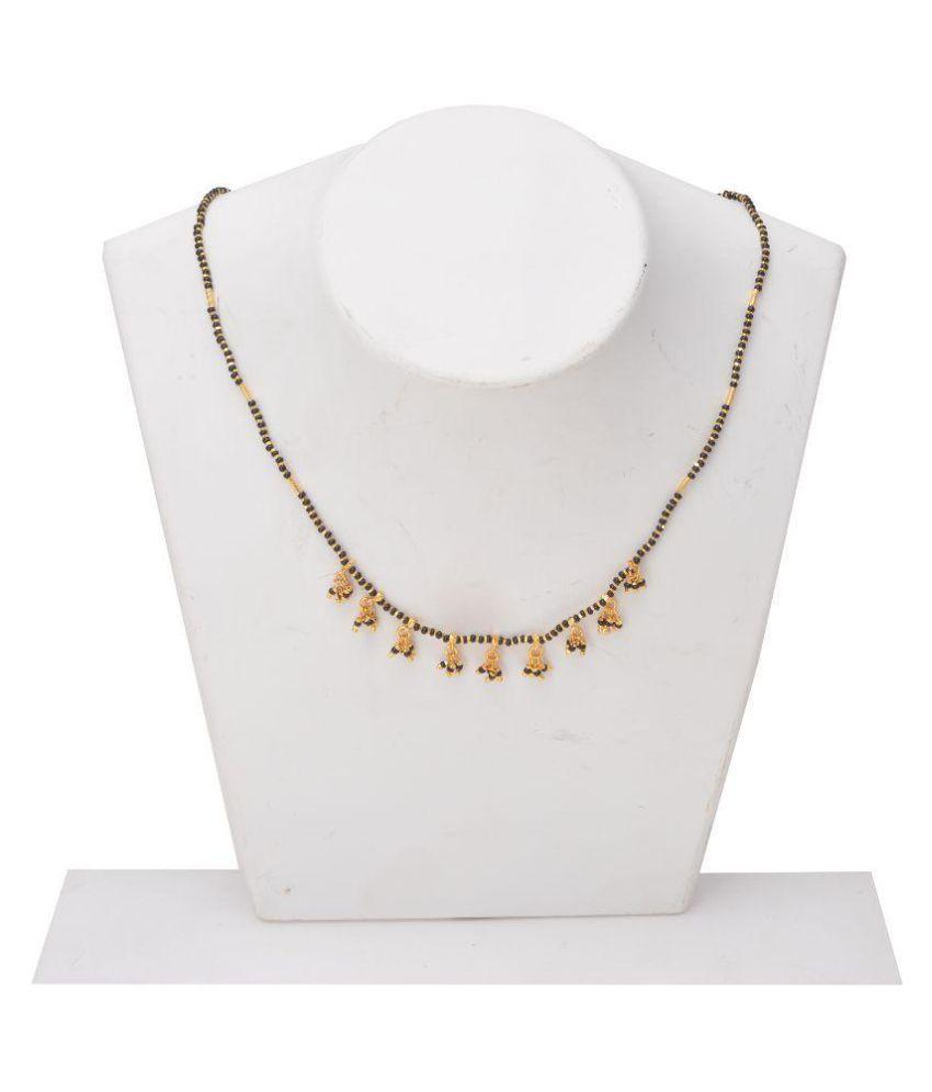 M4U Fashion Golden Magalsutra