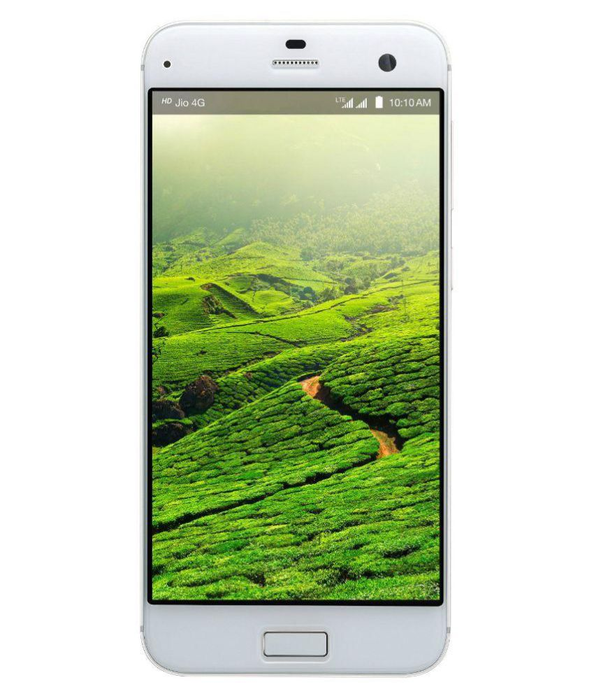 LYF Earth 2 (32GB, White)