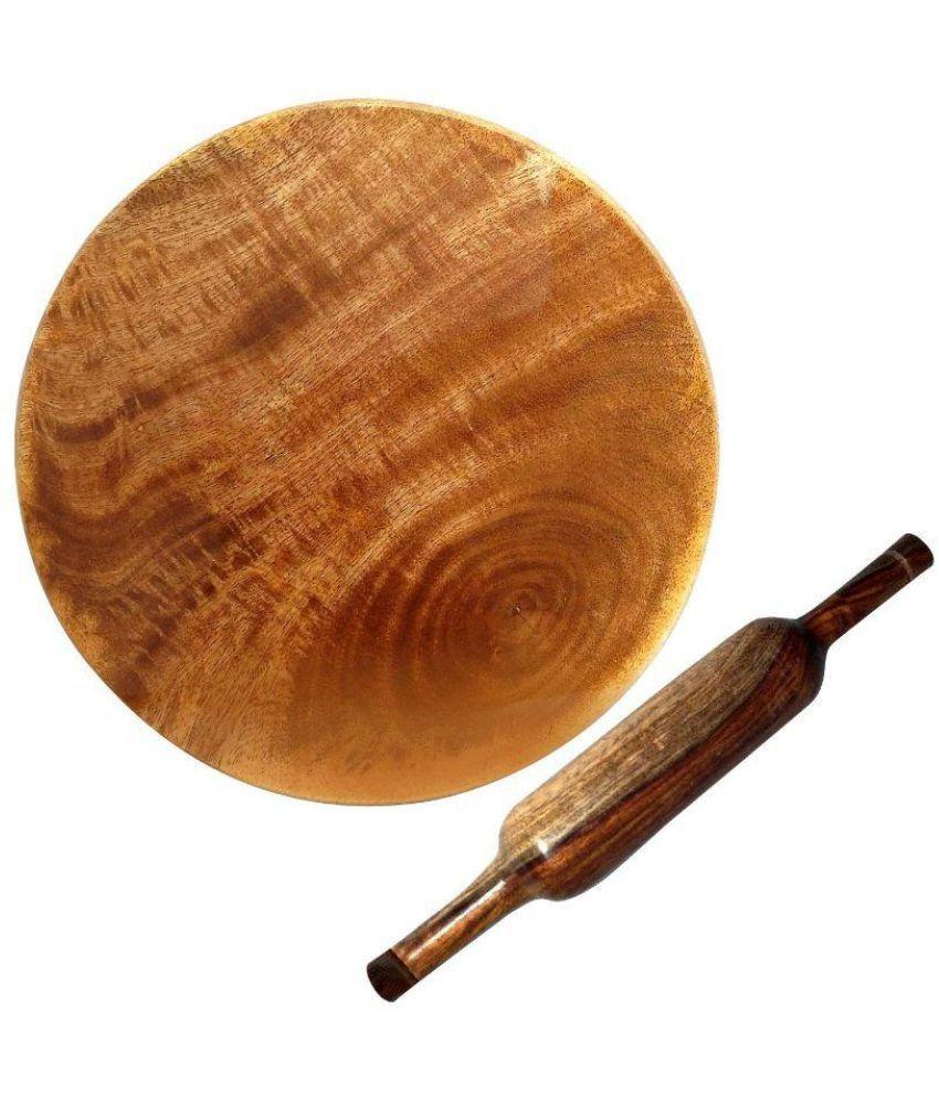 Worthy Shoppee Wooden Polpat 1 Pc
