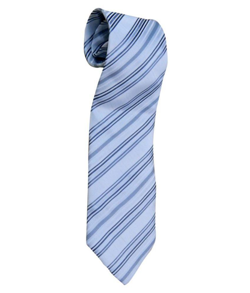 Giorgio Armani White Casual Necktie wit Cufflinks