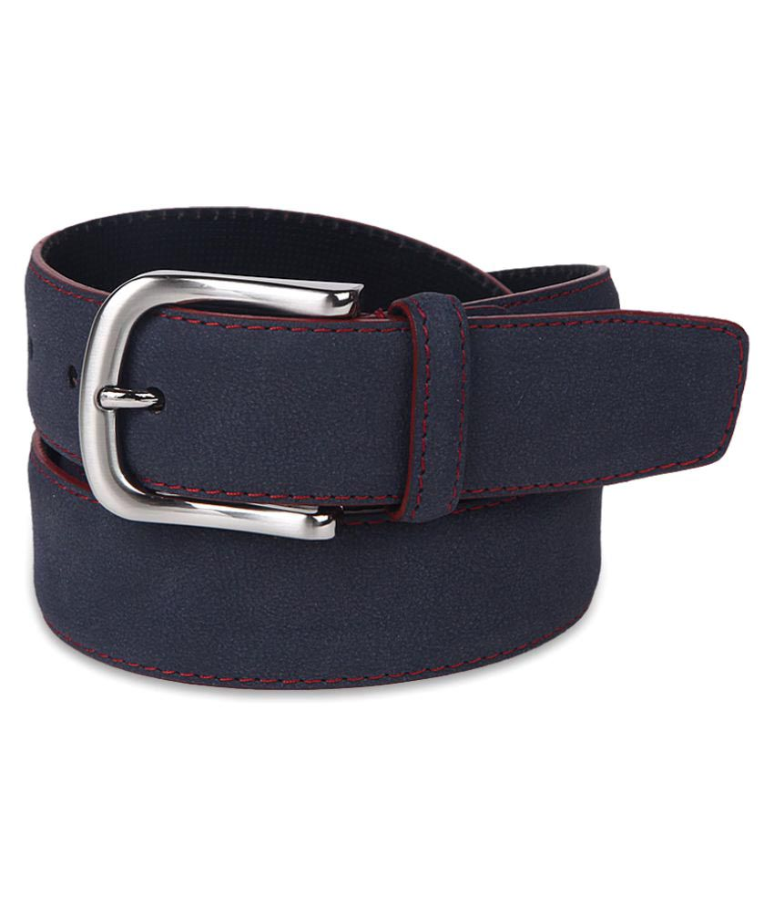 John Players Gray PU Formal Belts