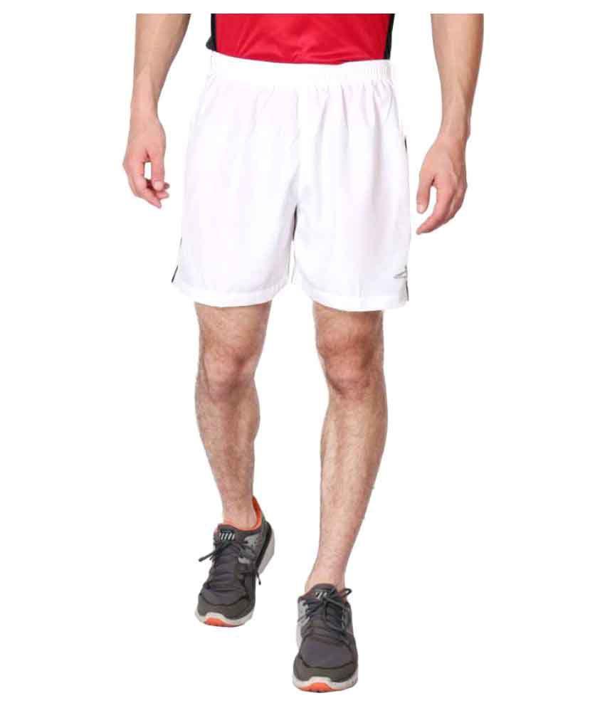 Vector X White Shorts