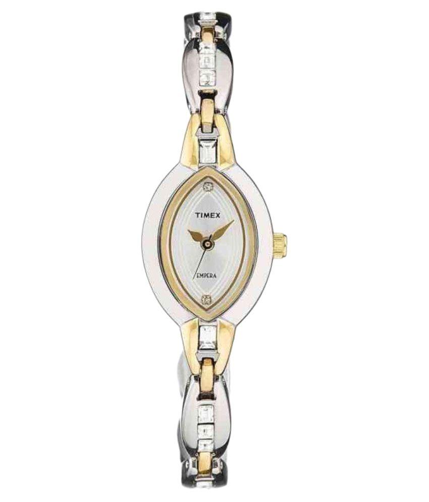 1e3de753e331 Timex Multicolor Analog Watch Price in India  Buy Timex Multicolor Analog  Watch Online at Snapdeal