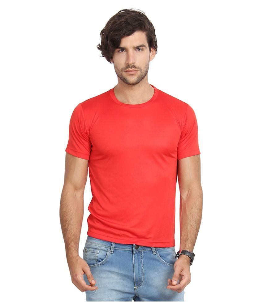 DB Red Round T-Shirt