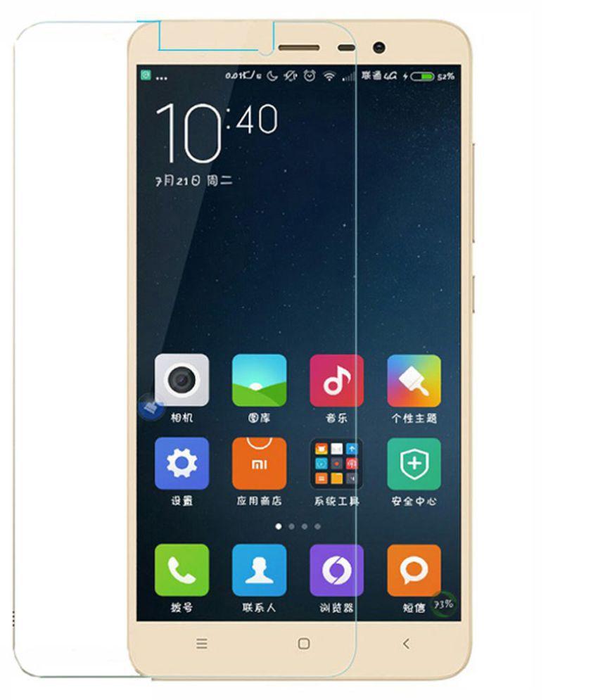 Xiaomi Mi4I Mzb4300In Tempered Glass Screen Guard By Galaxy Plus