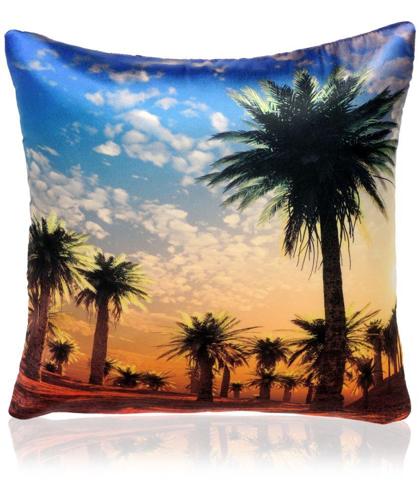 Alina Decor Set of 5 Polyester Cushion Covers