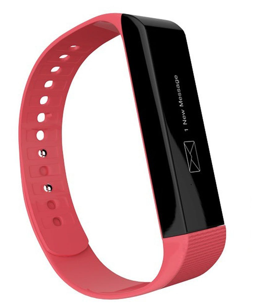 Shaman Red Fitness Band