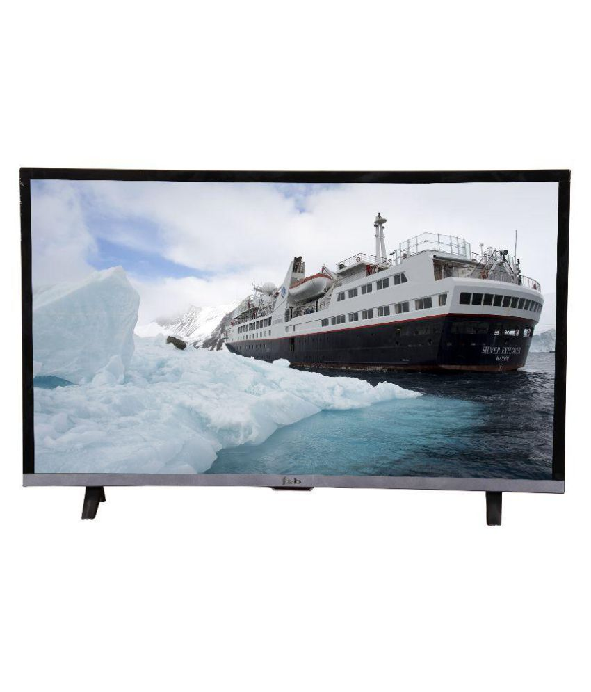 F&B CU132 80 cm ( 32 ) Smart HD Ready (HDR) Curved LED Television