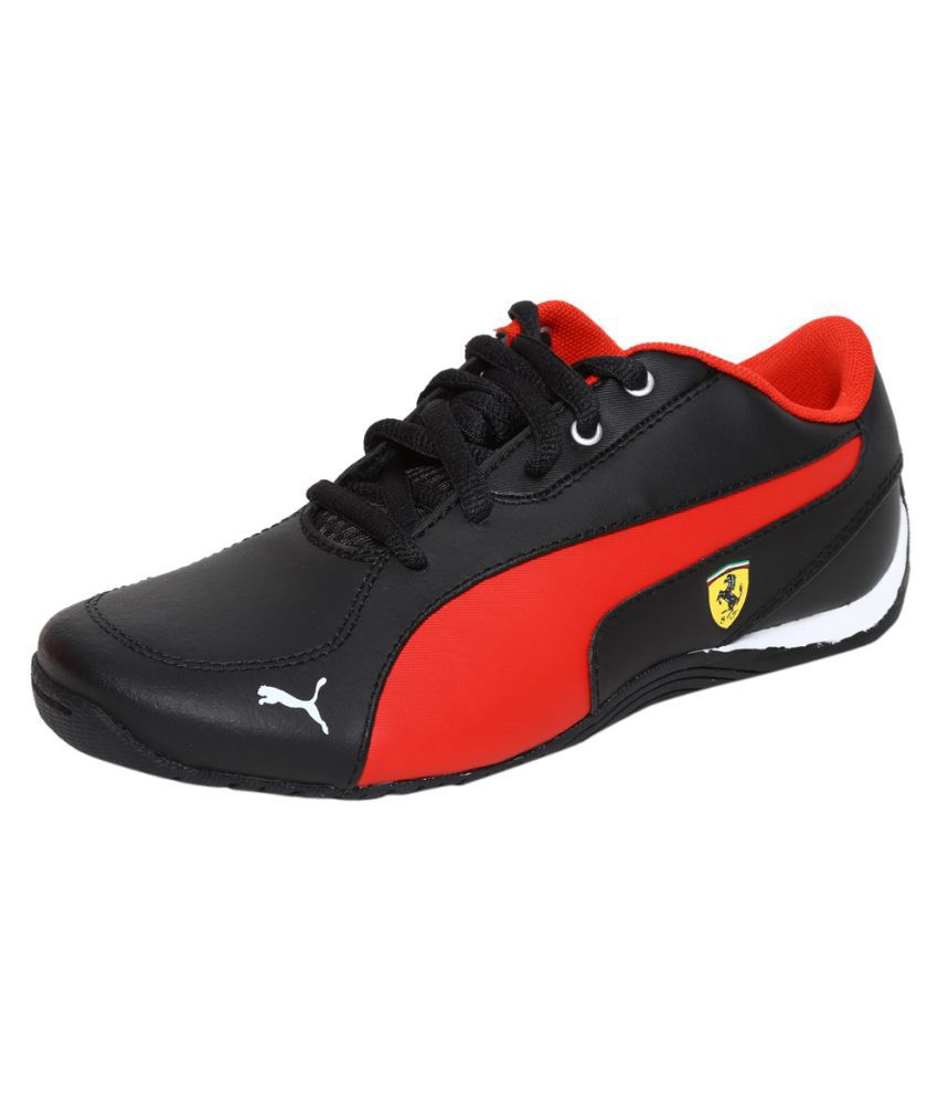 384145e32f64 Puma Drift Cat 5 L SF NU Jr Sneakers Black Casual Shoes - Buy Puma Drift  Cat 5 L SF NU Jr Sneakers Black Casual Shoes Online at Best Prices in India  on ...