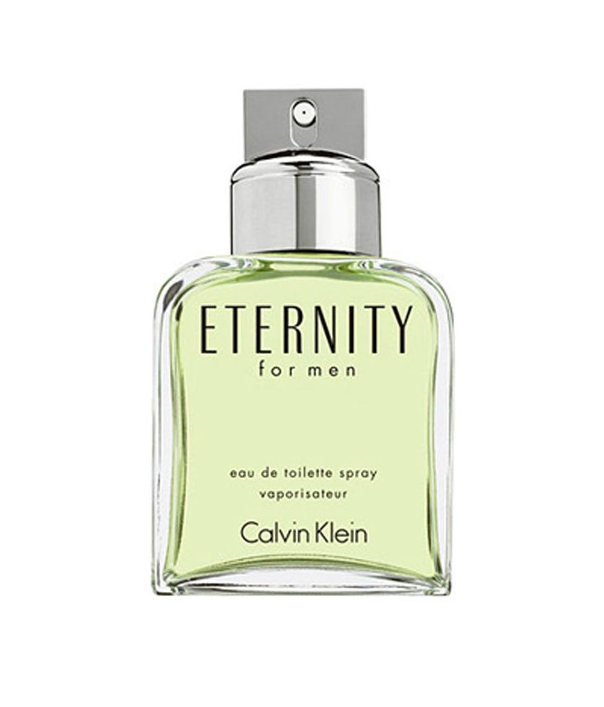 Ck Eternity EDT Men's Perfume- 100 ml