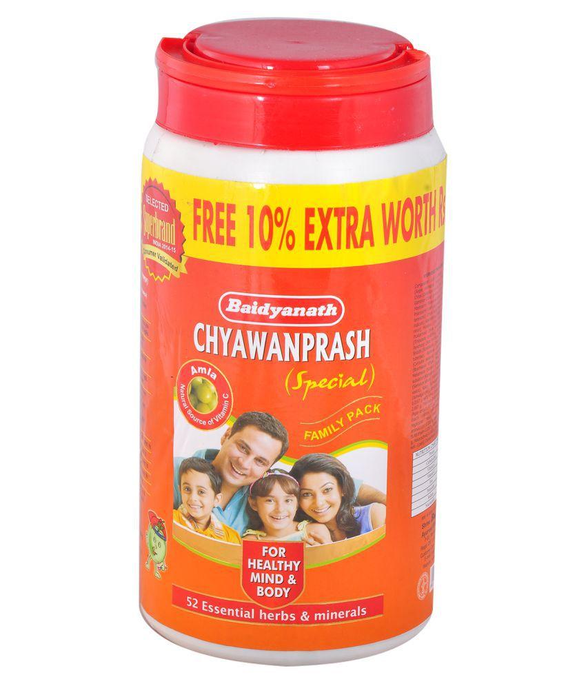 Baidyanath Chyawanprash Special 2 Kg Buy Baidyanath Chyawanprash