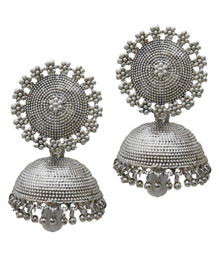 My Design Siver Earrings My Design