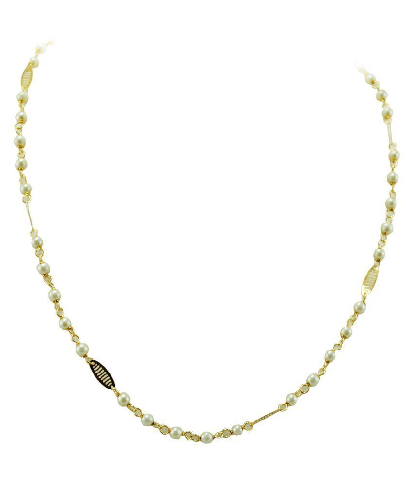 Silver ICE 92.5 Platinum Necklace Set